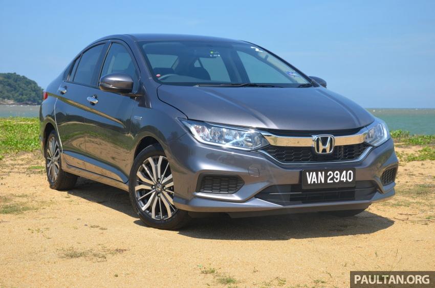 PANDU UJI: Honda City Sport Hybrid i-DCD – prestasi lebih mengujakan dari model petrol konvensional? Image #711473