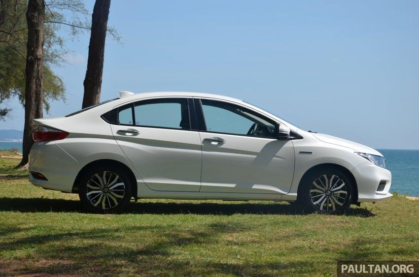 PANDU UJI: Honda City Sport Hybrid i-DCD – prestasi lebih mengujakan dari model petrol konvensional? Image #711482