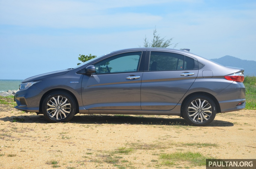 PANDU UJI: Honda City Sport Hybrid i-DCD – prestasi lebih mengujakan dari model petrol konvensional? Image #711484