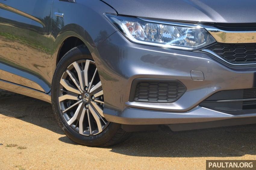 PANDU UJI: Honda City Sport Hybrid i-DCD – prestasi lebih mengujakan dari model petrol konvensional? Image #711489