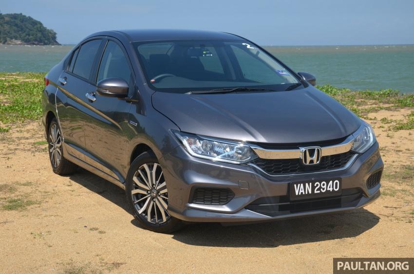 PANDU UJI: Honda City Sport Hybrid i-DCD – prestasi lebih mengujakan dari model petrol konvensional? Image #711475