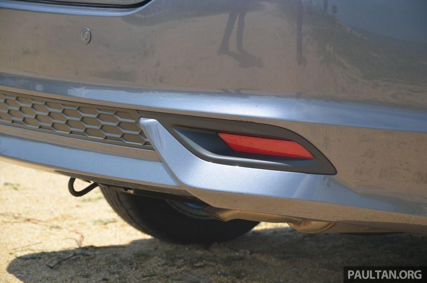 PANDU UJI: Honda City Sport Hybrid i-DCD – prestasi lebih mengujakan dari model petrol konvensional? Image #711495