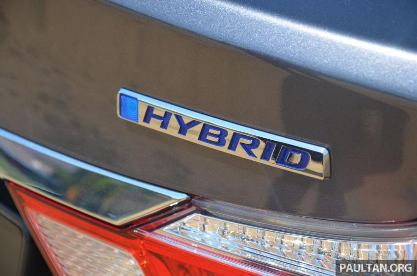 PANDU UJI: Honda City Sport Hybrid i-DCD – prestasi lebih mengujakan dari model petrol konvensional? Image #711498