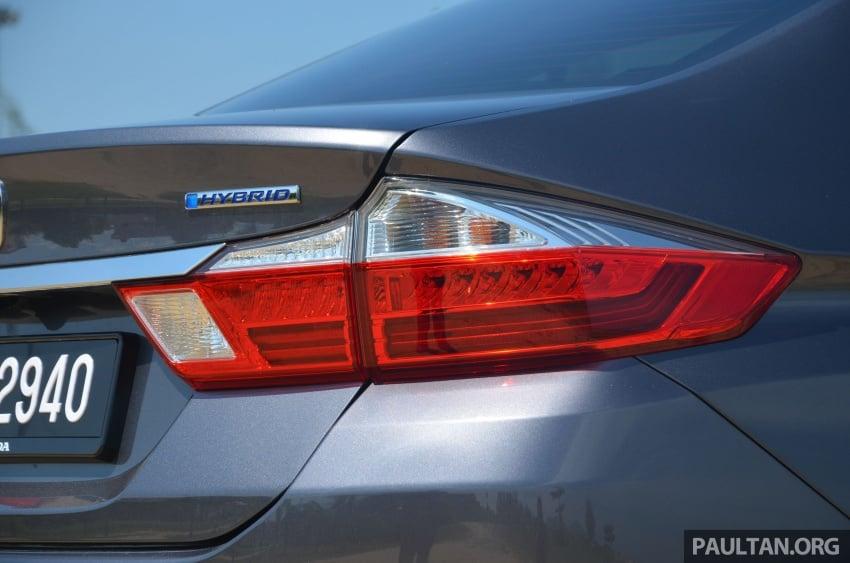 PANDU UJI: Honda City Sport Hybrid i-DCD – prestasi lebih mengujakan dari model petrol konvensional? Image #711500