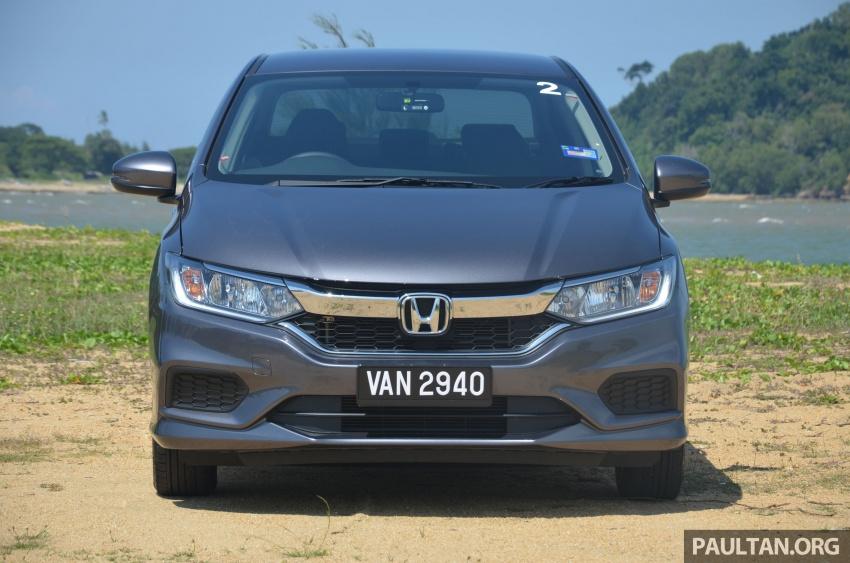 PANDU UJI: Honda City Sport Hybrid i-DCD – prestasi lebih mengujakan dari model petrol konvensional? Image #711480