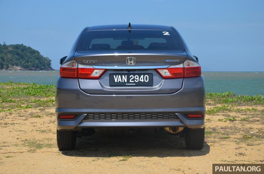 PANDU UJI: Honda City Sport Hybrid i-DCD – prestasi lebih mengujakan dari model petrol konvensional? Image #711481