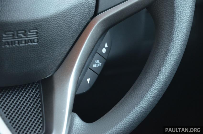PANDU UJI: Honda City Sport Hybrid i-DCD – prestasi lebih mengujakan dari model petrol konvensional? Image #711520