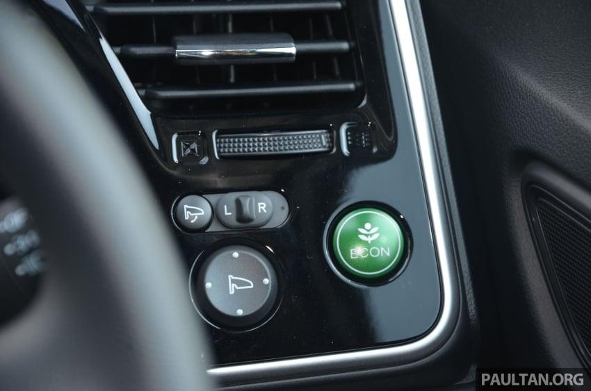 PANDU UJI: Honda City Sport Hybrid i-DCD – prestasi lebih mengujakan dari model petrol konvensional? Image #711527