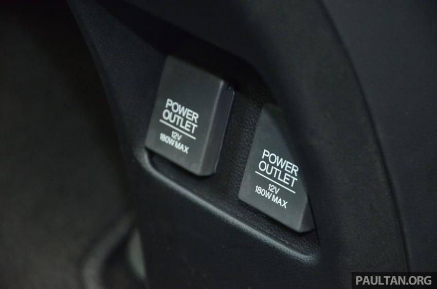 PANDU UJI: Honda City Sport Hybrid i-DCD – prestasi lebih mengujakan dari model petrol konvensional? Image #711534