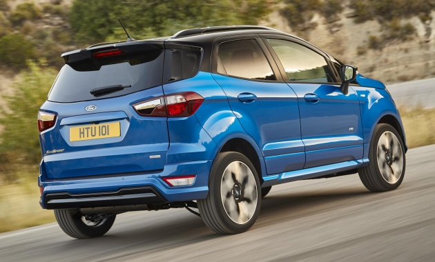 Ford Says That The Ecoblue Will Also Come With Front Wheel Drive And All New Low Friction Six Speed Manual Gearbox For Even Lower Co And Better Fuel