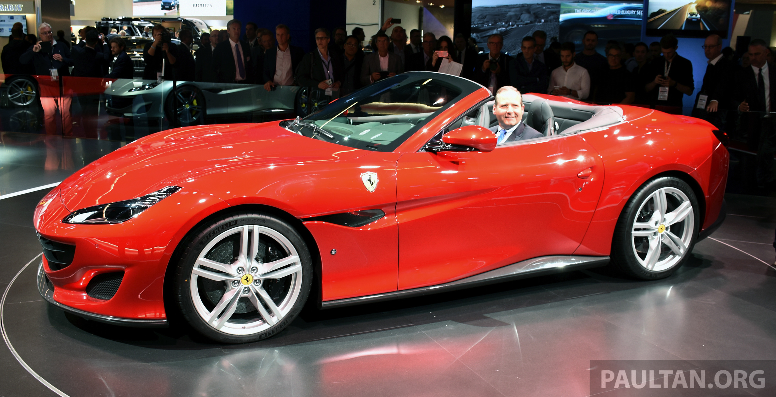 California Tax Calculator >> GALLERY: Ferrari Portofino, Maranello's new drop-top