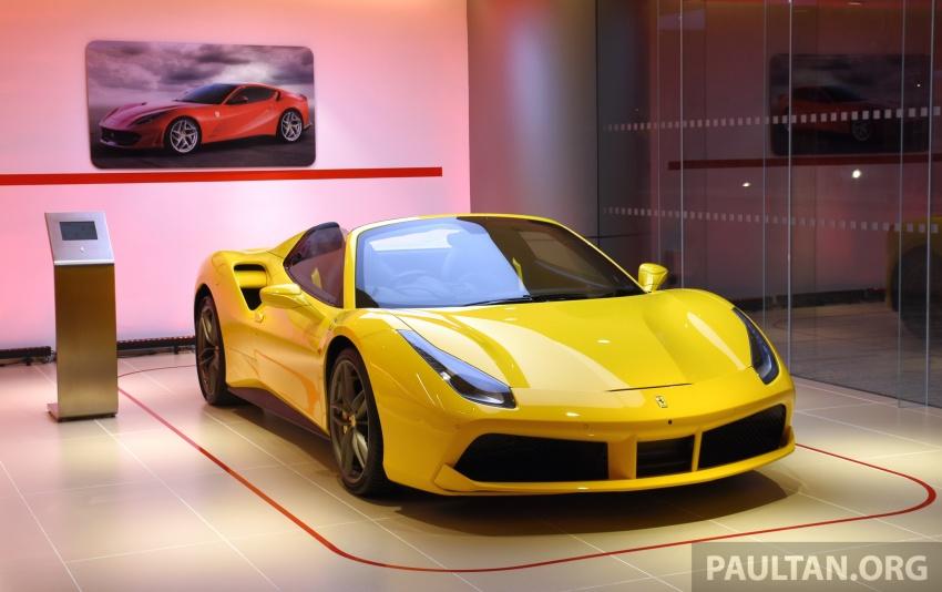 Naza Italia opens its second Ferrari showroom in KL Image #717280