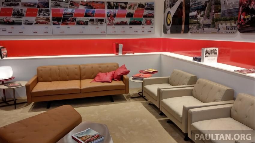 Naza Italia opens its second Ferrari showroom in KL Image #717291