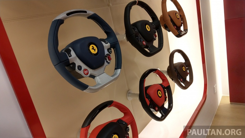 Naza Italia opens its second Ferrari showroom in KL Image #717268