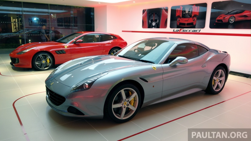 Naza Italia opens its second Ferrari showroom in KL Image #717282