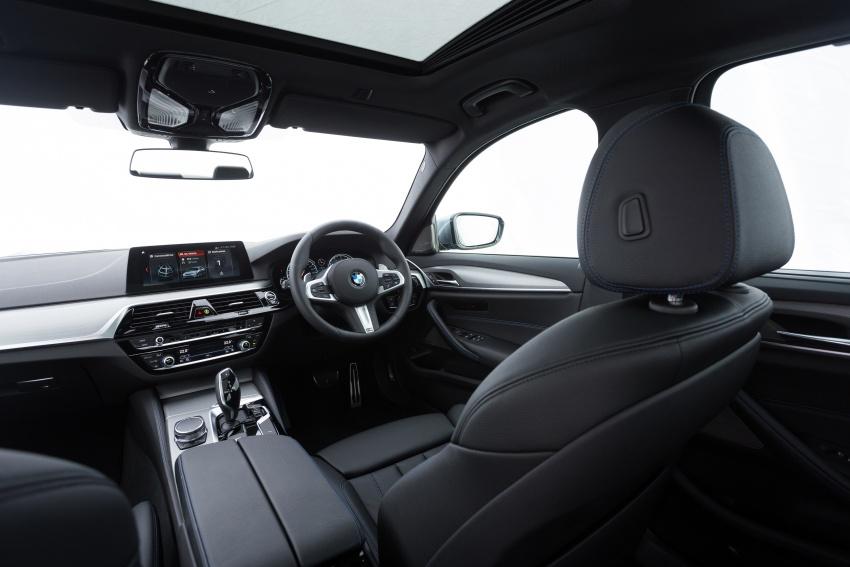 G30 BMW 5 Series CKD on sale: 530i M Sport, RM389k Image #713790