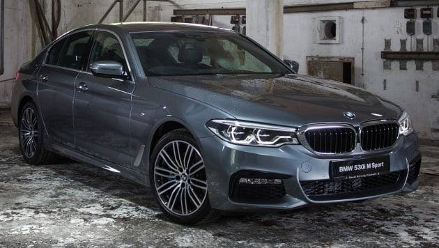 G BMW Series CKD On Sale I M Sport RMk - 530 bmw