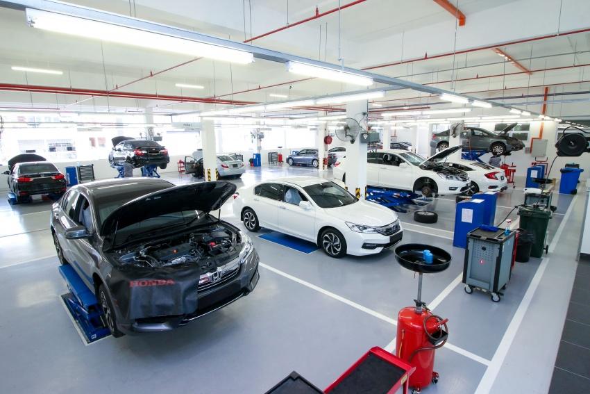 New Honda 3S centre opens in Bandar Botanic, Klang Image #716897