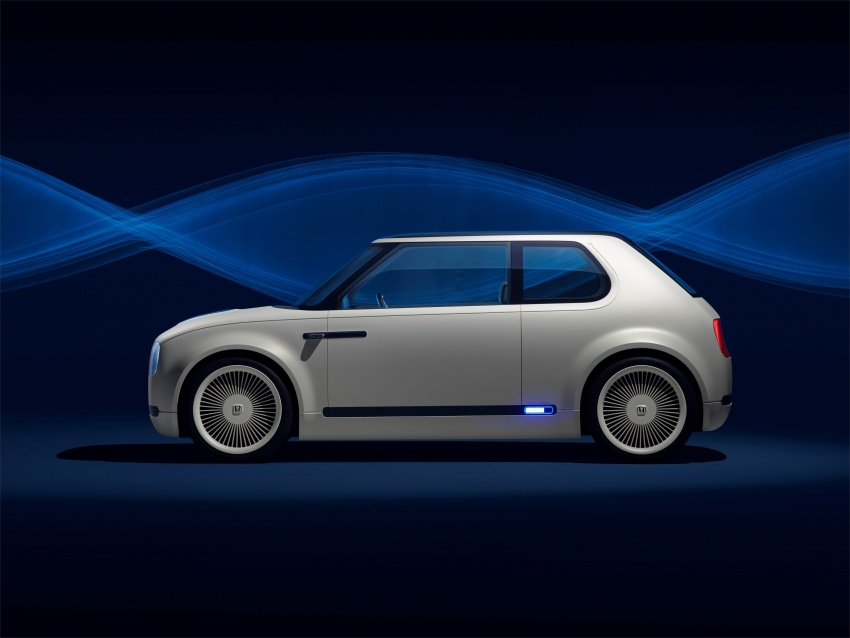 Honda Urban EV Concept revealed with retro charm, electric tech – production version to arrive in 2019 Image #709066