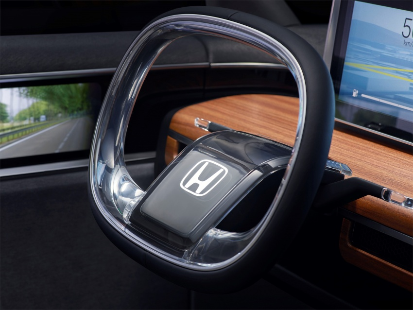 Honda Urban EV Concept revealed with retro charm, electric tech – production version to arrive in 2019 Image #709060
