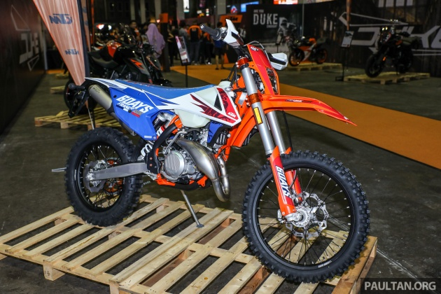 2018 ktm 250 exc. fine 250 hidden in plain sight amidst the fanfare of just launched ktm duke 250  and 390 models 2018 exc tpi enduro bike is now on sale  to ktm exc u