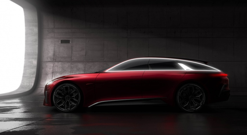 Kia Proceed Concept makes official debut in Frankfurt Image #709218