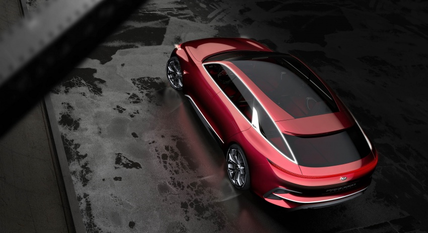 Kia Proceed Concept makes official debut in Frankfurt Image #709205