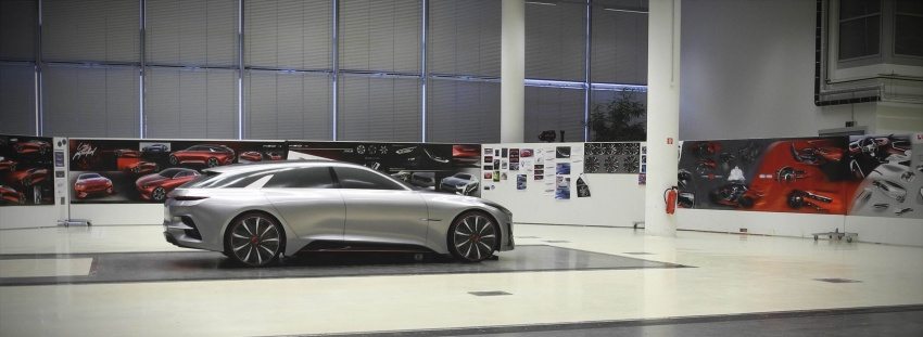 Kia Proceed Concept makes official debut in Frankfurt Image #709226
