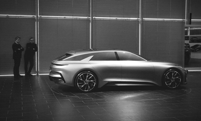 Kia Proceed Concept makes official debut in Frankfurt Image #709233