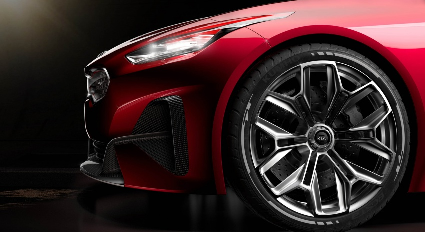 Kia Proceed Concept makes official debut in Frankfurt Image #709206