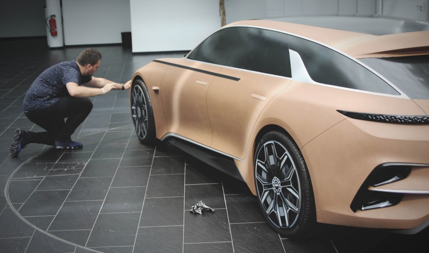 Kia Proceed Concept makes official debut in Frankfurt Image #709236