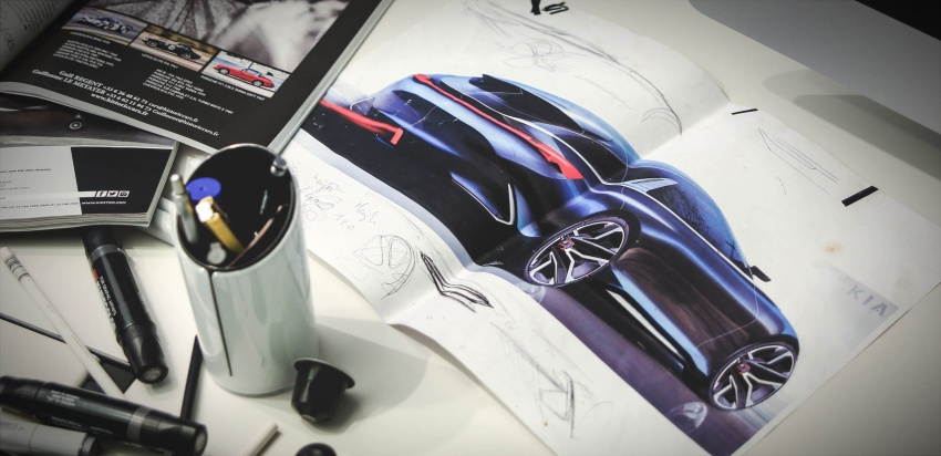 Kia Proceed Concept makes official debut in Frankfurt Image #709242