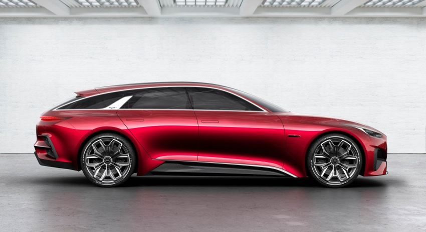 Kia Proceed Concept makes official debut in Frankfurt Image #709207
