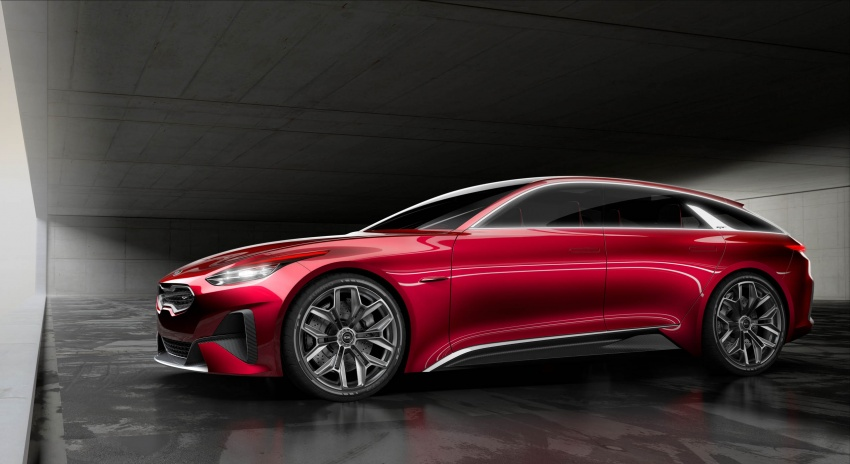 Kia Proceed Concept makes official debut in Frankfurt Image #709208