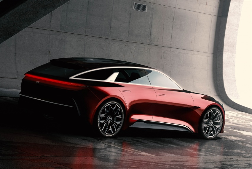 Kia Proceed Concept makes official debut in Frankfurt Image #709209