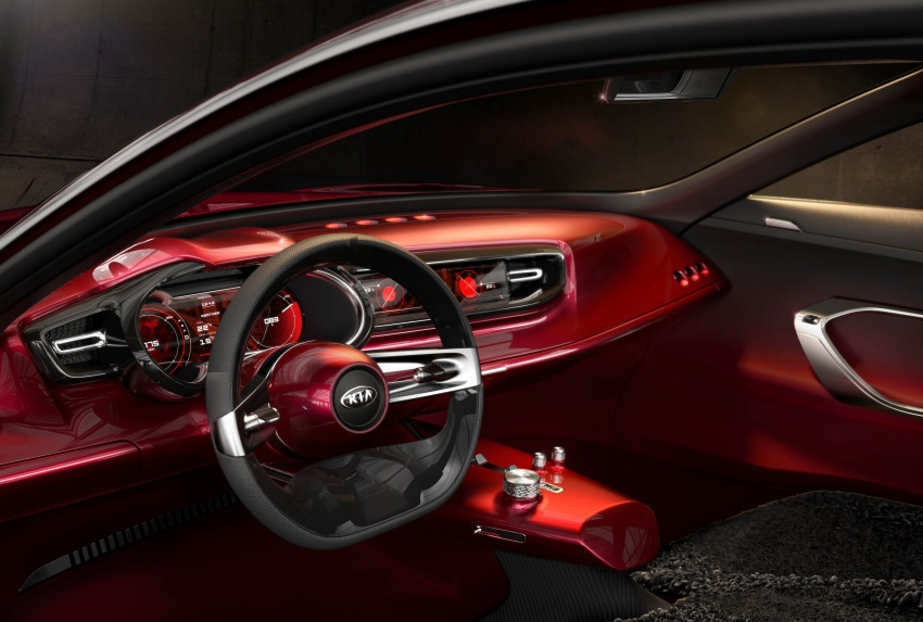 Kia Proceed Concept makes official debut in Frankfurt Image #709211
