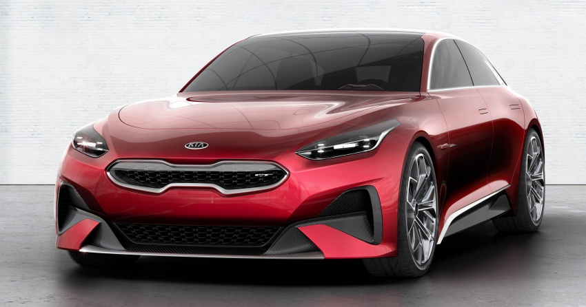 Kia Proceed Concept makes official debut in Frankfurt Image #709212
