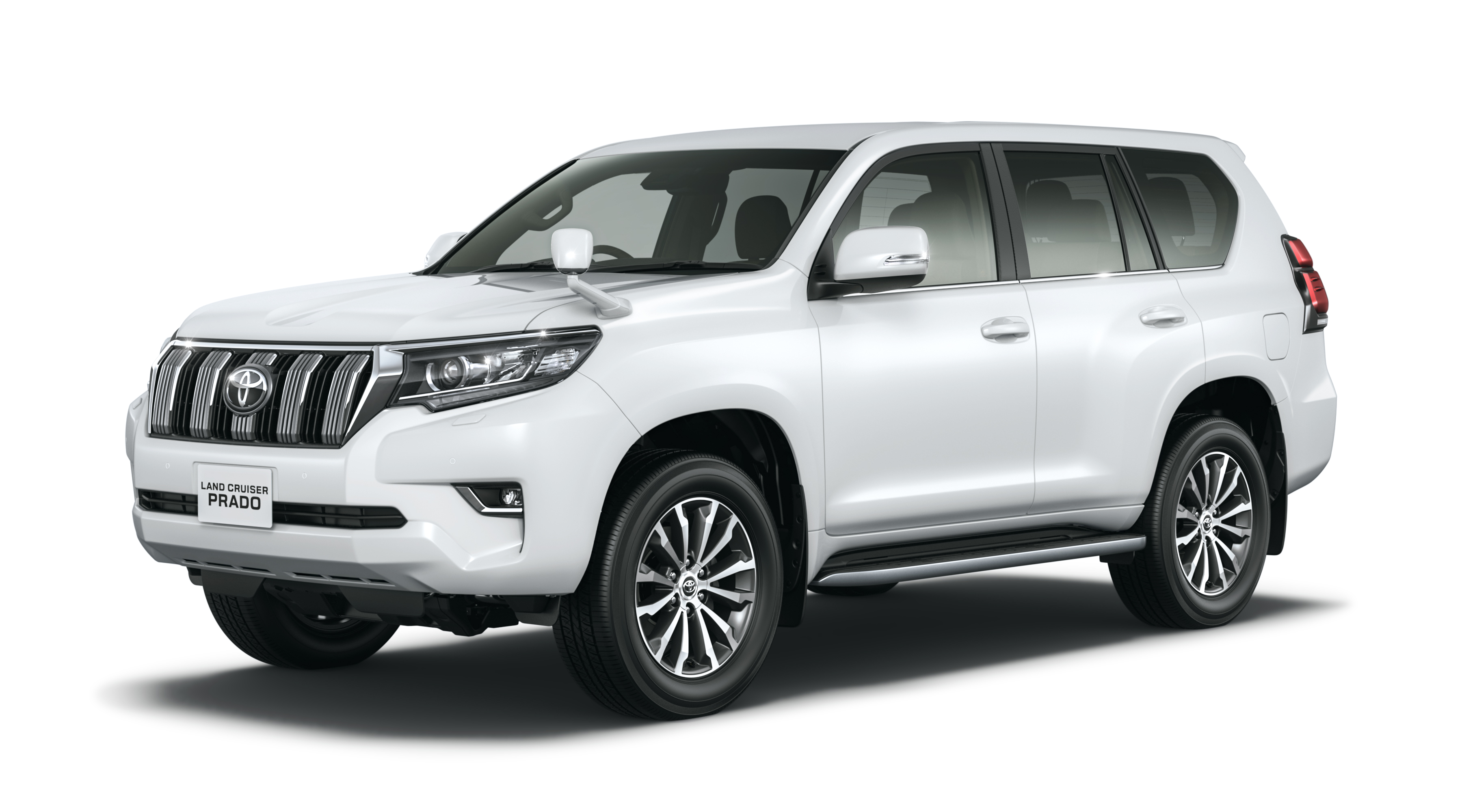 2018 Toyota Land Cruiser Prado Facelift Unveiled Image 709694