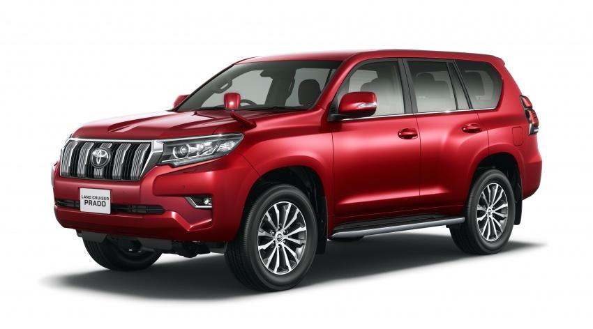 2018 Toyota Land Cruiser Prado - New Car Release Date and ...