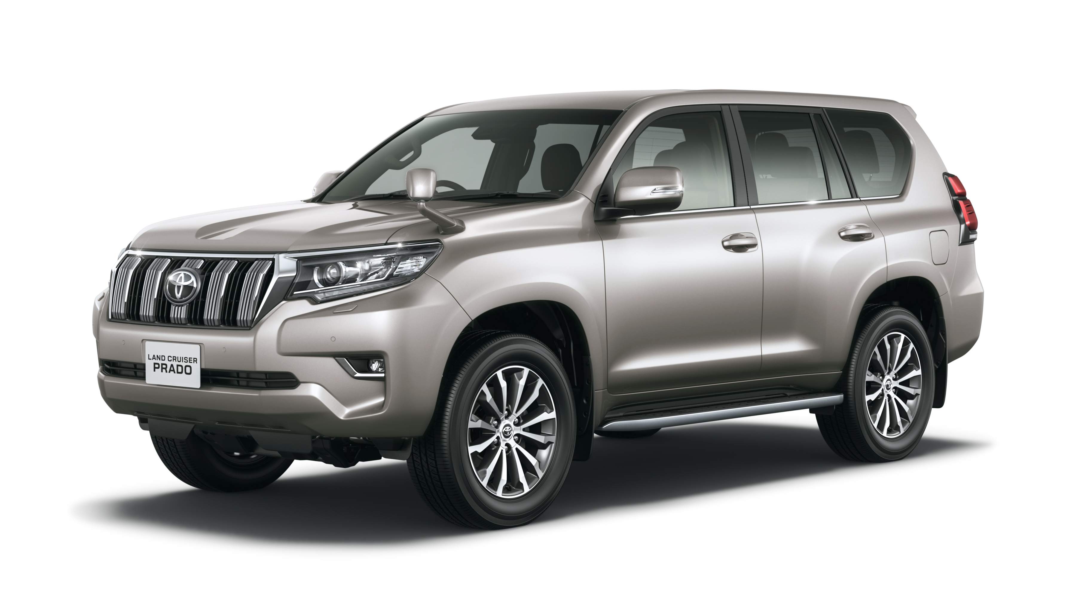 2018 Toyota Land Cruiser Prado facelift unveiled Image 709702