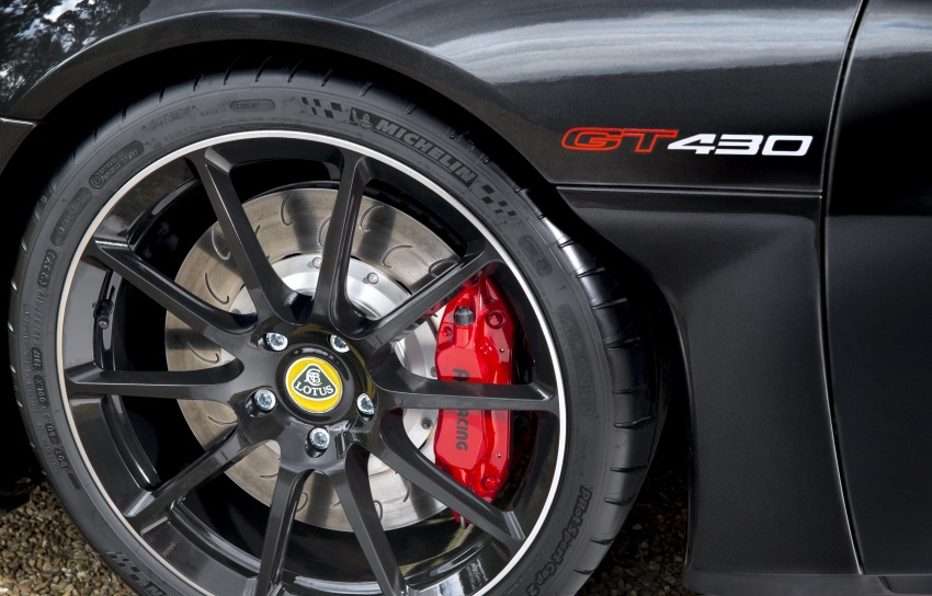 Lotus Evora GT430 Sport debuts – 315 km/h top speed Image #706919