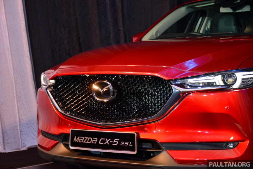 2017 Mazda CX-5 previewed in Malaysia – full spec sheets out, petrol and diesel variants, from RM134k Image #716054