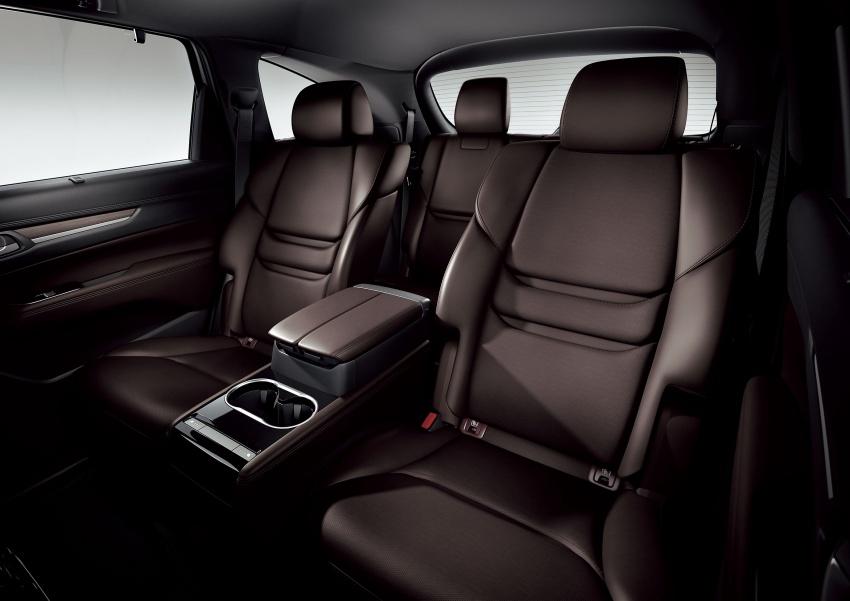 Mazda CX-8 – SUV 2.2L SkyActiv-D dengan tiga-barisan tempat duduk telah dilancarkan di Jepun Image #711217