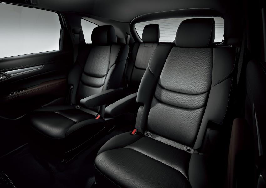 Mazda CX-8 – SUV 2.2L SkyActiv-D dengan tiga-barisan tempat duduk telah dilancarkan di Jepun Image #711216