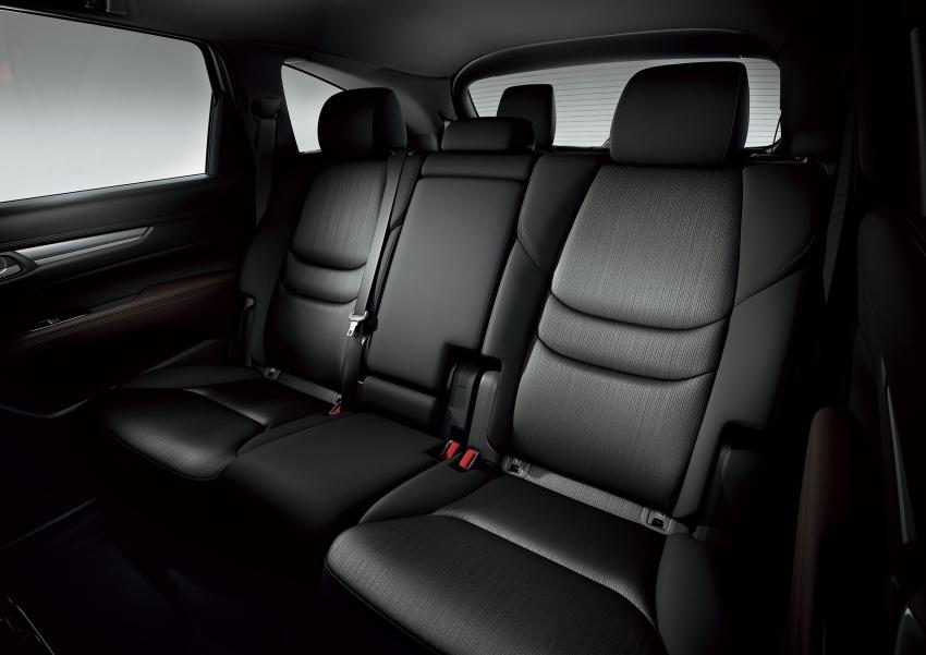 Mazda CX-8 – SUV 2.2L SkyActiv-D dengan tiga-barisan tempat duduk telah dilancarkan di Jepun Image #711215