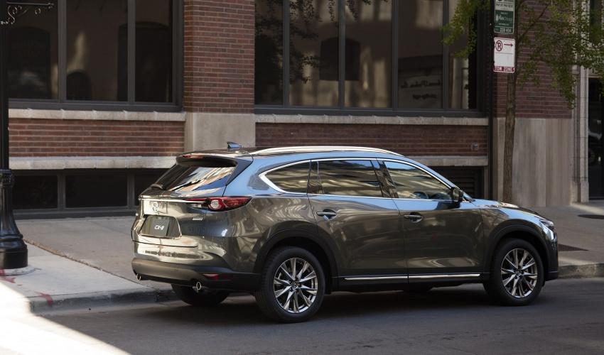 Mazda CX-8 – SUV 2.2L SkyActiv-D dengan tiga-barisan tempat duduk telah dilancarkan di Jepun Image #711209