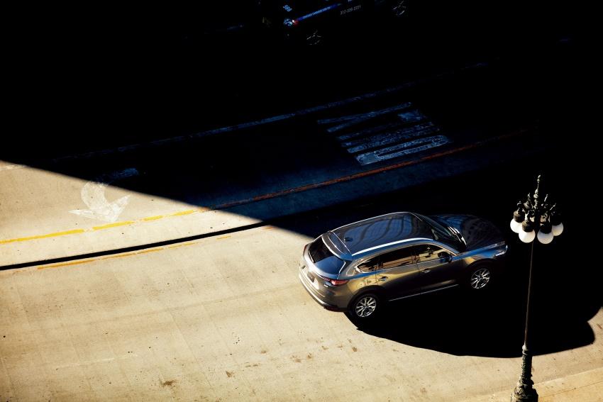 Mazda CX-8 – SUV 2.2L SkyActiv-D dengan tiga-barisan tempat duduk telah dilancarkan di Jepun Image #711184