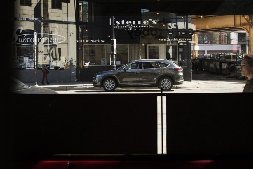 Mazda CX-8 – SUV 2.2L SkyActiv-D dengan tiga-barisan tempat duduk telah dilancarkan di Jepun Image #711182