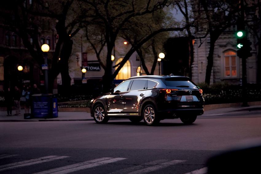Mazda CX-8 – SUV 2.2L SkyActiv-D dengan tiga-barisan tempat duduk telah dilancarkan di Jepun Image #711173