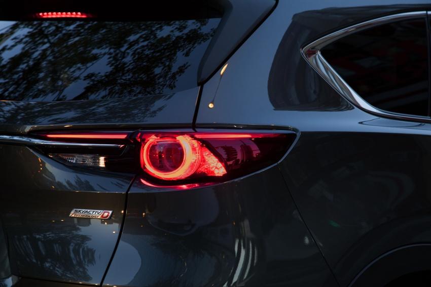 Mazda CX-8 – SUV 2.2L SkyActiv-D dengan tiga-barisan tempat duduk telah dilancarkan di Jepun Image #711172